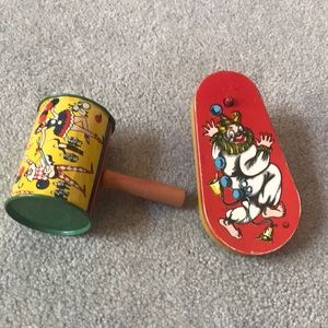 Other - Vintage Metal Party Sound Makers